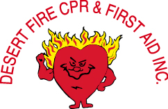 Desert Fire CPR & First Aid
